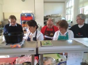 2. Tag_Japanischer Kochkurs bei Shoko Kono_1
