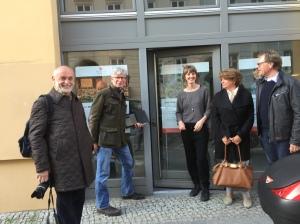 4. Tag_Besuch in den Büroräumen von SF Deutschland_Marienstr. 45