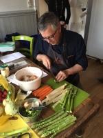 Rückschau: Bereits zwei Mal hat die Wochenzeitung DIE ZEIT zum ZEIT Kochtag aufgerufen, Slow Food Pfalz hatmitgemacht…